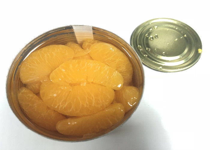 425G Canned Mandarin Orange In Syrup Canned Fruit For Directly Eating